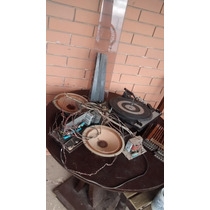 Radiola Cinderela Para Restaurar Peças Radio Vitrola Antiga
