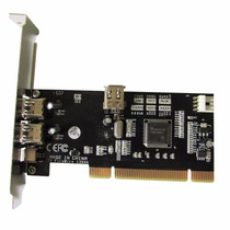 Pci Fireware 400 1394a Chipset Texas Instruments.