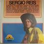 Lp Sergio Reis Disco De Ouro Exx Estado