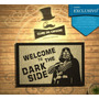 Capacho Exclusivo Darth Vader: Welcome To The Dark Side