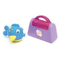 Mini Figuras Dra Brinquedos - Peixe Azul 1301050700042
