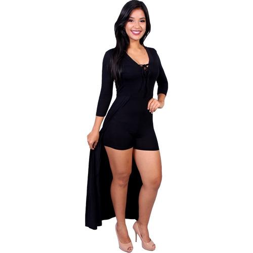 3bffa4a690 Vestido Longo Com Short Feminino Dultty - Asya Fashion