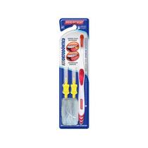 Kit Ortodôntico Dentalclean: Escova + Interdental +passa Fio