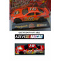 Nascar #16 Kevin Lepage Ford Primestar Red 1999