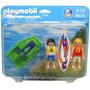 Playmobil Summer Fun Blister 5925 Surf + Jet Ski