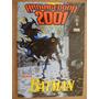 Armageddon 2001 Mini-série Em 8 Edições  Ed. Abril