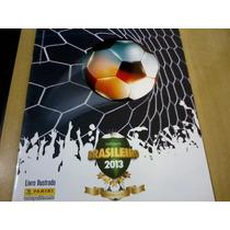 Álbum Vazio Campeonato Brasileiro 2013 De Banca