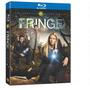 Blu-ray Fringe - 2ª Segunda Temporada Completa - Dublado
