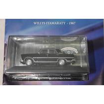 Miniatura Carros Inesqueciveis Brasil Willys Itamaraty 1967