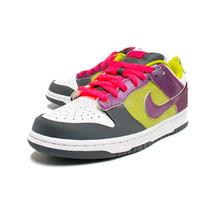 Tênis Nike 6.0 Dunk Low N37 - Sneaker Original Skate Surf