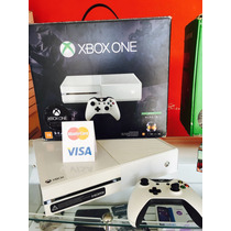 Xbox One Branco + Garantia