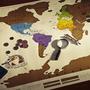 Mapa Mundi Raspadinha - Mapa De Raspar - Scratch Map