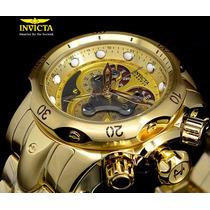 Relógio Invicta Modelo 14462 Venom Original Novo Na Caixa