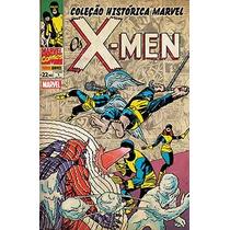 Panini Coleção Histórica Marvel - Os X-men 1, 2, 3 E 4