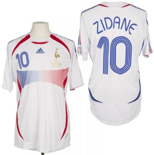 França Retro Final Wc 2006 - Zidane cf2445f38cf42