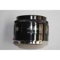 Lente Minolta Af 50mm 1.4 P/sony Alpha