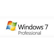 Windows 7 Pro C/midia 64 Bits Oem