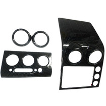 Kit Painel Fibra De Carbono Ford Ecosport 03/07 Painelkit