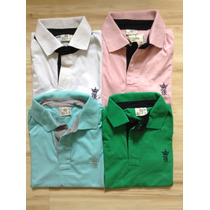 Camisas Polo Ralph Lauren Tommy Sergiok Kit 10 Peças Atacado