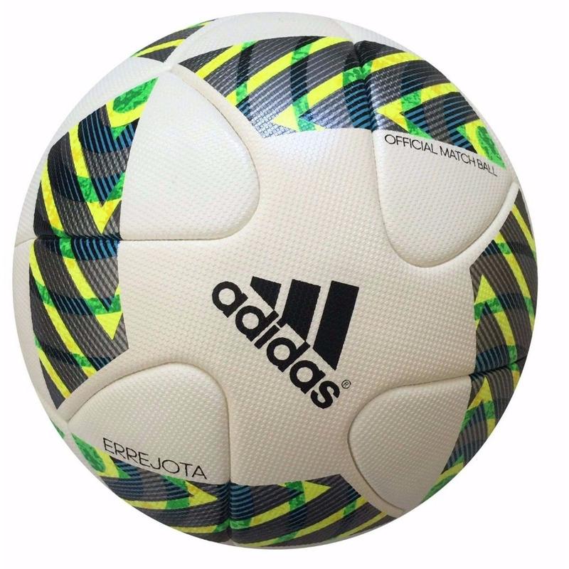 Bola Campo adidas Errejota Oficial Match Ball Nova 1magnus em ... 82fa70658fe09