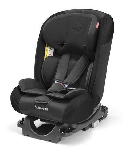 Cadeira Para Carro Fisher-price  All-stages Fix Preto