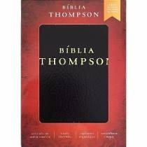 Biblia De Estudo Thopsom - Capa Flexível Covertex