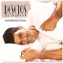 Cd Desejos De Mulher Internacional Trilha Sonora Original*