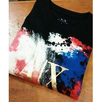 Camisa Camiseta Armani Exchange Originais.