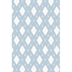 Tricoline Pipa Azul