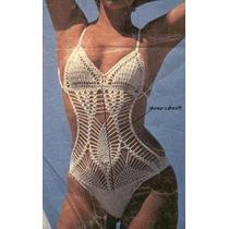 Maiô / Body De Crochê (para Pronta Entrega) Varias Cores