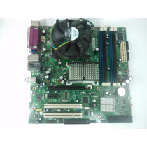 Kit Placa Mae Intel Dq965gf + Dual Core E5700