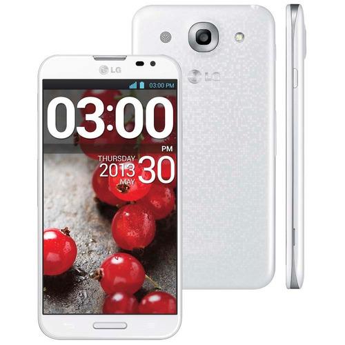 Smartphone Lg Optimus G Pro Branco E989 Com Tela De 5.5, And