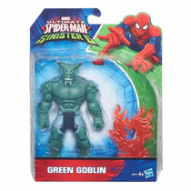 Figura Avengers Spider Man -duende Verde Hasbro B5758