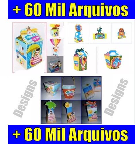 6c8e8bf5d923a Arquivos Corte Silhouette Mundo Bita 1 + 60 Mil Arquivos. R  7.99
