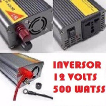 Kit Placa Painel Solar 20w Inversor Controlador 12v 110 500w