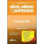 E-book Nível Médio & Superior - Português - 1ª Ed