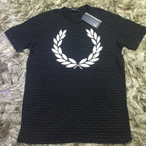 Camiseta Fred Perry Original Sergio K Polo Burberry Tommy
