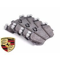 Pastilha De Freio Diant. Porsche Cayenne V8 Turbo Original