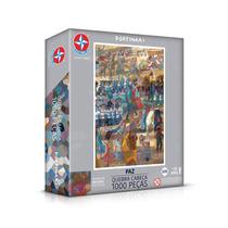 Quebra-cabeças Portinari Paz 1000 Peças - Estrela