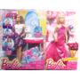 Kit 2 Bonecas Barbie Cao Banho De Cores + Vestidos Fabulosos
