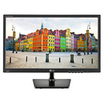 Monitor Lg Led 19,5 Widescreen 20m37aa Preto
