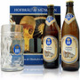Kit Cerveja Alemã Hb Hofbrau 2 Cerveja 500ml+caneca Fretegra