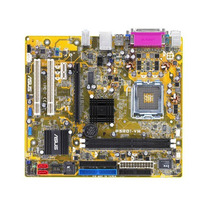 Placa Mãe 775 Ddr1 Asus P5rd1-vm On V/r/s
