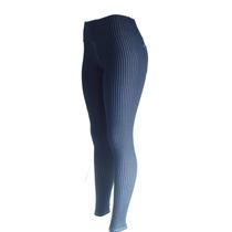 Calça Risca De Gis Cotton Jeans (imita Jeans Tecido Grosso)