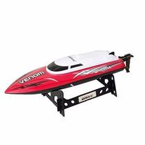 Barco De Controle Remoto Alta Velocidade Venom 2,4ghz 25km/h