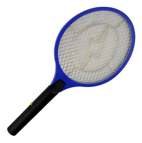 Raquete Mata Mosquitos Elétrica 2 Pilhas Aa Starfer