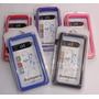 Capa Bumper Motorola Razr D1 Xt916 918 Case + Película Top+