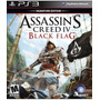 Assassin's Creed 4 Iv Black Flag Ps3 Pt-br