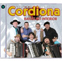 Cd - Grupo Cordiona - Bailes No Interior