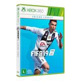 Jogo Fifa 19 Xbox 360 - Mídia Fisica Lacrado